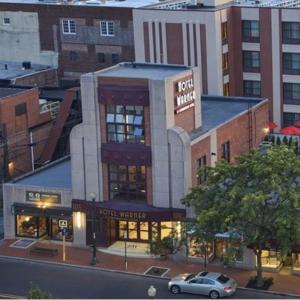 The Hotel Warner